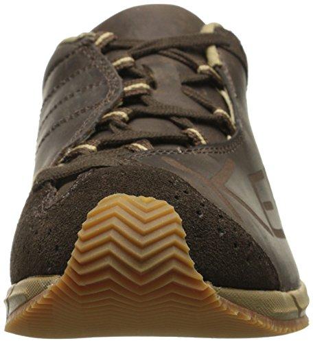 KEEN Mens A86 Leather Shoe, Cascade Brown, 14 M US Cascade Brown