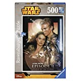 Ravensburger Star Wars Episode I-VI Attack of The Clones Jigsaw Puzzle (500-Piece)