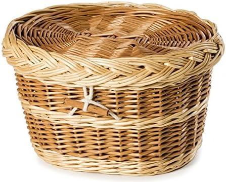 Inglés (cremoso blanco) caja de mimbre de sauce cremacion cenizas urna de/ – tamaño adulto – respetuoso con el medio ambiente: Amazon.es: Hogar