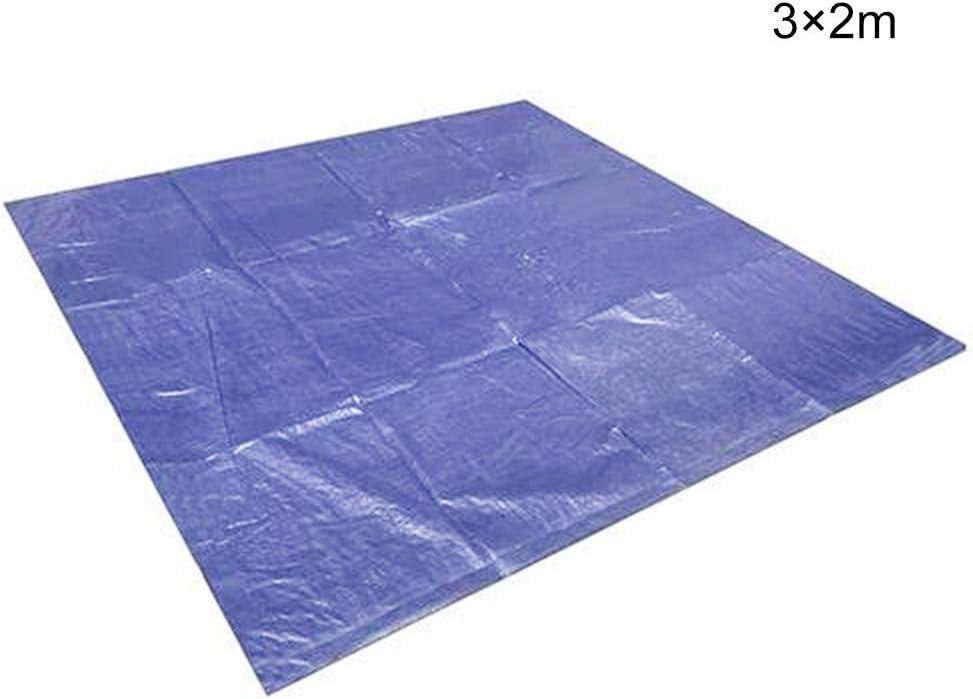 Protector de suelo para piscina, paño de suelo de piscina, rectangular para piscina, impermeable, plegable, para piscinas, inflables, piscinas infantiles
