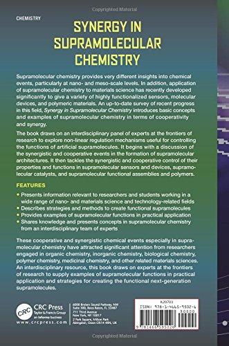 Synergy in Supramolecular Chemistry