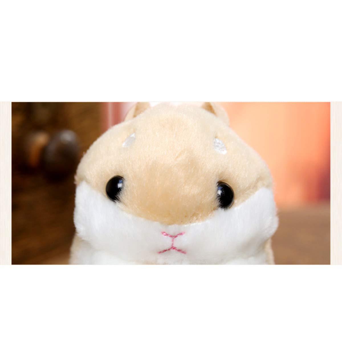 Mini 10cm Petit Jouet Peluche Sœur Peluches Hamster Douce uclJK51TF3