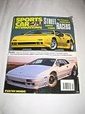 Sports Car International V. 7 #10 Oct. 1991 Street Racers