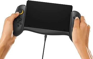 ElecGear Mando Pro Controller Compatible con Nintendo Switch, Controlador Grip de Juegos con Gyro Axis Dual Shock Vibration y Puerto de Carga USB-C PD, Gamepad de Juegos Joystick: Amazon.es: Electrónica