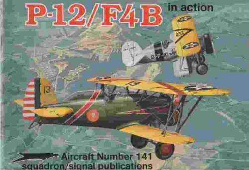 - Boeing P-12/F4B in action - Aircraft No. 141