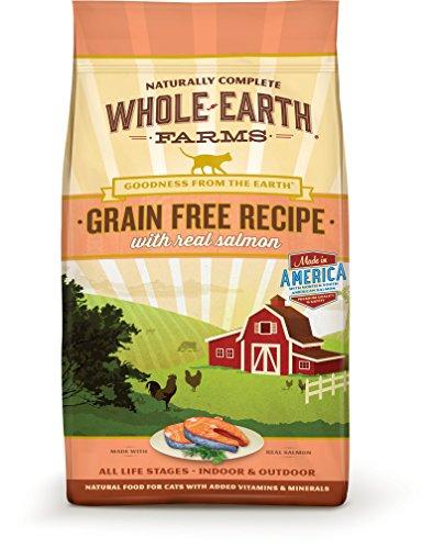 Whole Earth Farms Grain Free Recipe Dry for Cat 2