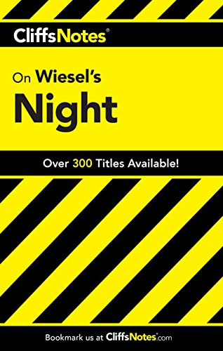 Wiesel's Night (Cliffs Notes)