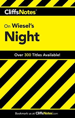 Wiesel's Night (Cliffs Notes)