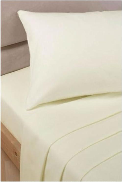 Lujo 100% sábanas de algodón egipcio hojas 200 hilos – solo (color ...