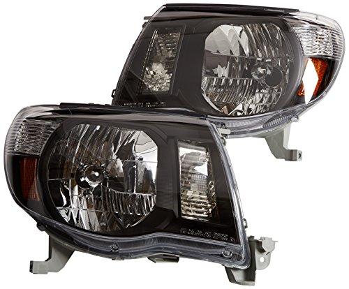 08 toyota tacoma headlights - 5