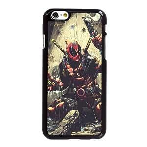 Deadpool EV76JD4 funda iPhone 6 6S 4.7 pulgadas del teléfono celular caso funda J2VN2O9AD