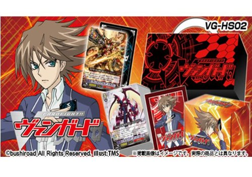 CARDFIGHT!! Vanguard Beginner set Red VG-HS02
