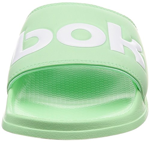 De white Playa Classic Niños Zapatos Y Slide splt Green Piscina Multicolor 000 Reebok Unisex digital wqtOZIgqn