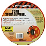 into the woods 1987 - Woods E-102 Heavy Duty Cord Storage Wheel, 125-Foot