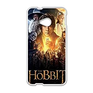 The Hobbit HTC One M7 Cell Phone Case White Delicate gift JIS_339155