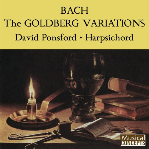 Bach: The Goldberg Variations (Harpsichord) - Goldberg Variations Harpsichord