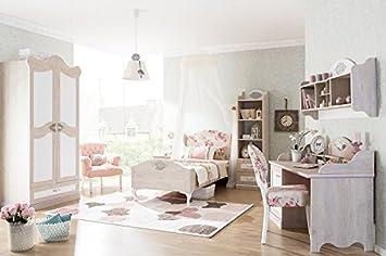 Madchenzimmer Ballerina Kleiderschrank Bett Kinderzimmer Amazon De