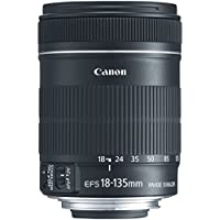 Canon EF-S 18-135mm f/3.5-5.6 IS Standard Zoom Lens for Canon Digital SLR Cameras (Certified Refurbished)
