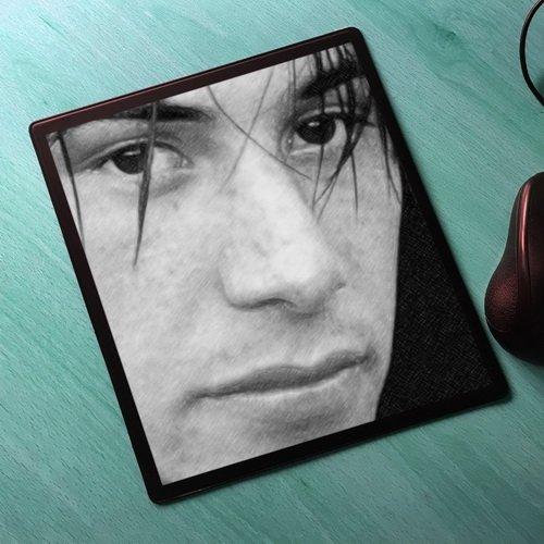 Seasons Keanu Reeves - Original Art Mouse Mat #js001