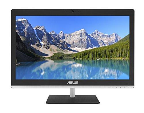 ASUS ET2231INK-BC012M All-in-One-PC/Desktop-Computer mit 21,5-Zoll-Display (54,6 cm), Intel Core i3-4005U, 4 GB RAM-Speicher, 1 TB Festplatte, Nvidia GeForce 930M, Free DOS, inkl, Tastatur und Maus, Schwarz