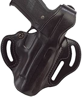product image for GALCO CTS226B COP 3 Slot Leather Belt Holster