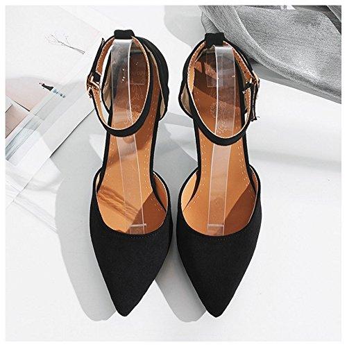 cc4ab6c49bda Barato RAZAMAZA Mujer Moda Elegante Zapatos Stiletto - www ...