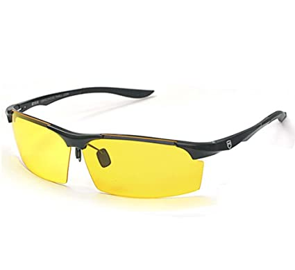 Amazon.com: anteojos de visión nocturna para conducir de ...