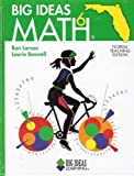 Big Ideas Math 6, Florida Teaching Edition, Ron Larson and Laurie Boswell, 1608400034