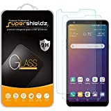 (2 Pack) Supershieldz for LG Stylo 5 Tempered Glass Screen Protector, Anti Scratch, Bubble Free