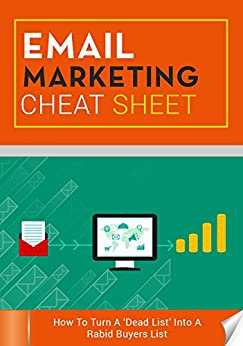 Asif Amir – Email Marketing Cheat Sheet