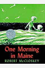 One Morning in Maine (Picture Puffins) Paperback
