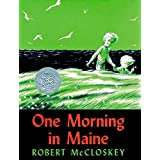 One Morning in Maine (Picture Puffin Books)