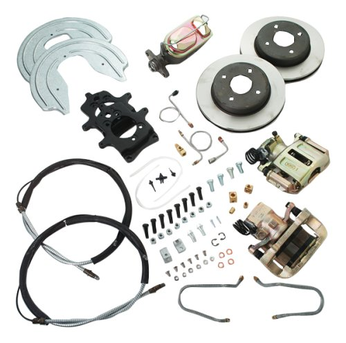 SSBC A112-1 Rear Disc Brake Conversion Kit