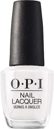 OPI Nail Polish, White Shades