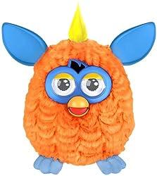 Furby (Orange/Blue) from Furby