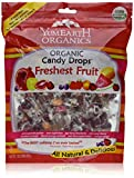 Freshest Fruit Organic Assorted Candy Drop, 13 Ounce -- 12 per case.