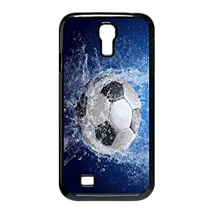 SamSung Galaxy S4 9500 phone cases Black Football fashion cell phone cases UTRE3321503