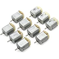ILS - 10 Piezas 130 Micro Motor DC