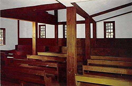 Meeting House of the Society of Friends Quaker Old Sturbridge Village Massachusetts Postcard