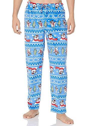 Frosty the Snowman Men's Fleece Pants