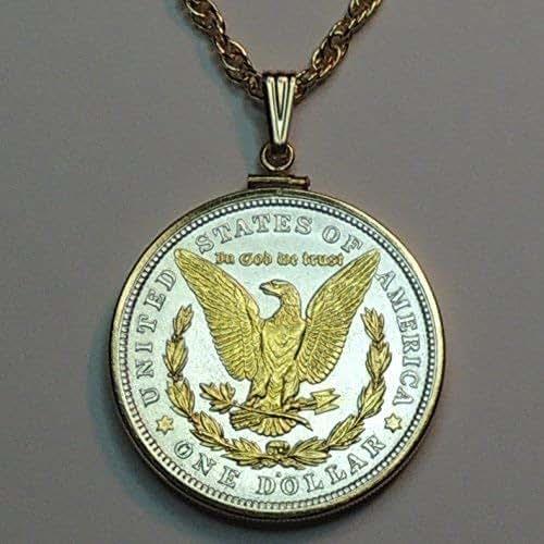 Amazon.com: Old 1921 U.S. Silver dollar (Eagle