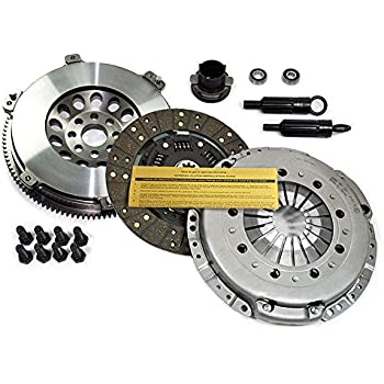 SACHS-STAGE 2 HD RACE CLUTCH KIT+CHROMOLY FLYWHEEL 92-98 BMW 325 328 M50 M52 E36