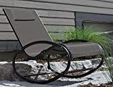 Eclipse Collection The Wave Rocker - Black Chrome New (with black frame)