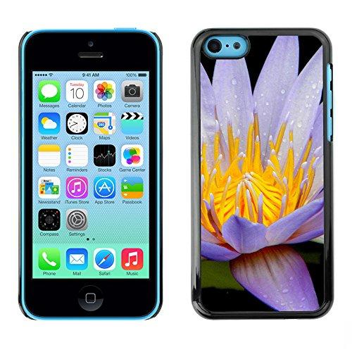 Premio Sottile Slim Cassa Custodia Case Cover Shell // F00024719 Nénuphar // Apple iPhone 5C