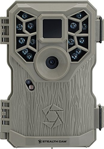 Stealth Cam STC-PX14 8MP Trail Game Camera 1 Pack