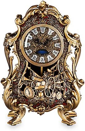 Disney Cogsworth Limited Edition Clock – Beauty and the Beast – Live Action Film