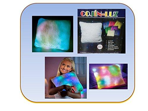 JPWOnline - Cojin con luz BN-4257: Amazon.es: Hogar