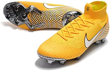 b37d6e2dbb0 ... Soccer Cleats Mercurial Superfly 360 Elite FG Neymar Jr Yellow. Loading  Images... Back. Double-tap to zoom