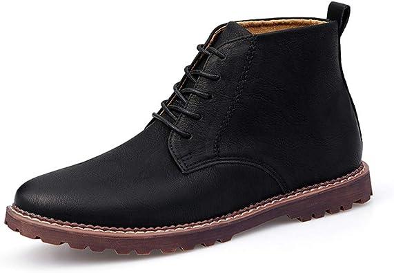 Leader Show Men's Stylish Chukka Boot