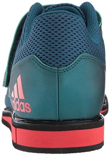 adidas Performance Herren Powerlift.3.1 Benzin Nacht / Mystery Green / Core Red